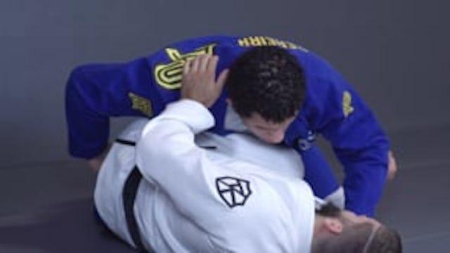 Smashing the Knee Shield to Pass  [BJJ-03-03-16]