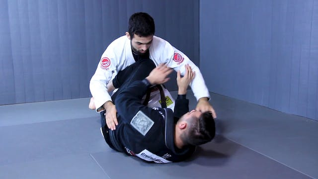 Under Hook Sweep [BJJ-04-03-15]