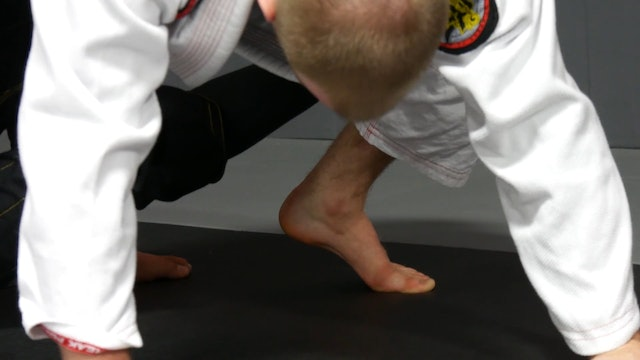 Technical Stand Up and Ankle Pick [BJJ-04-07-01]