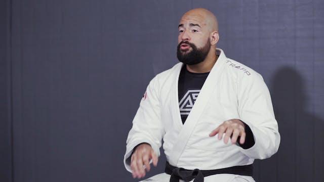 Introdução - Quando oponente fica em pé