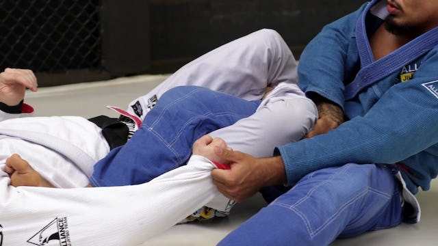 Arm Bar from 50_50 Guard [BJJ-05-14-01]