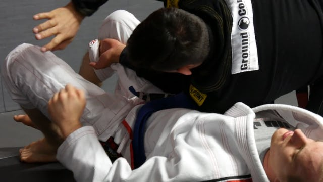 Shoulder to the Ankle to Jump Over [BJJ-03-06-01]