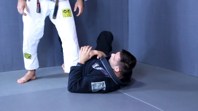 Guard Retention Drill #1 [BJJ-07-02-01]