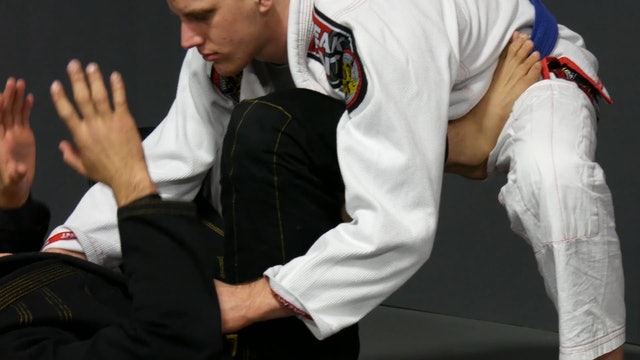 Over the Head Sweep [BJJ-04-02-02]