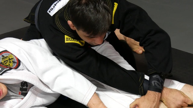 Trapping Both Legs [BJJ-03-04-02]