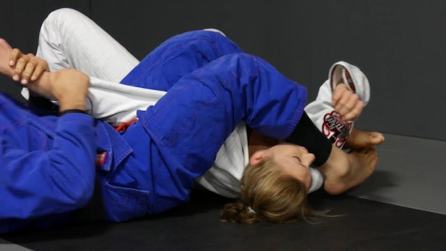Helicopter Arm Bar [BJJ-05-02-01]