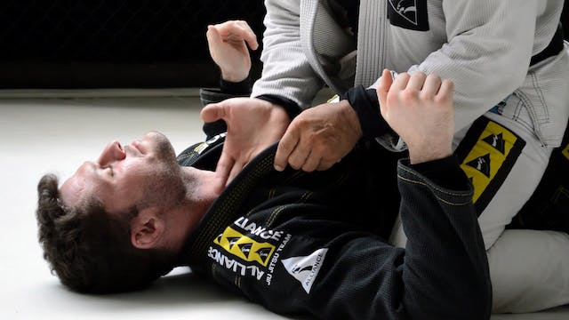 Cross Collar Choke [BJJ-05-09-02]