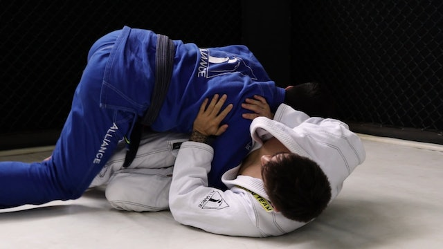 Going around the Back  [BJJ-04-03-33]
