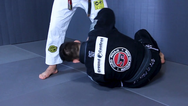 Hip Mobility Drill #2  [BJJ-07-02-03]