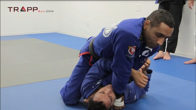 Denilson Pimenta at A-Force BJJ - Pimenta Style