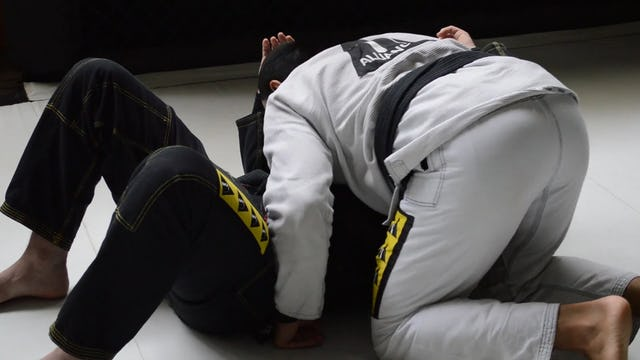 Ko Uchi Gari to Eri Seoi Nage [BJJ-02-01-01]