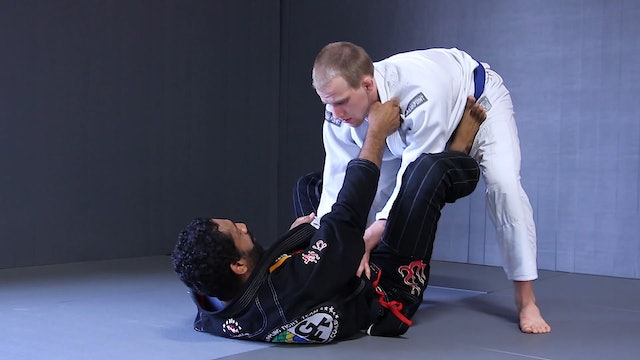 Over the Head Sweep [BJJ-04-02-08]