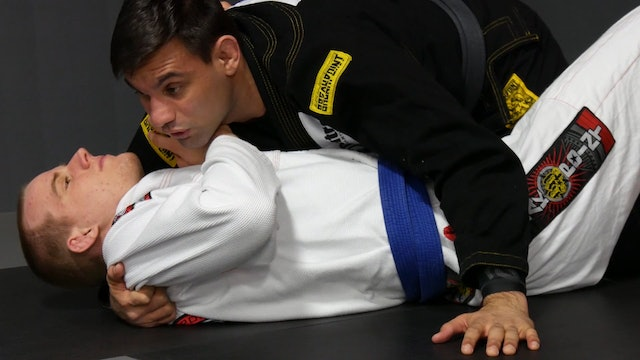 Shoulder Pressure to Knee Slice [BJJ-03-03-03]