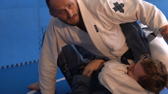 Armbar from the Side Control