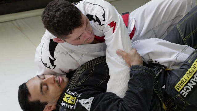 Reverse Half Guard to the Back [BJJ-04-03-10]