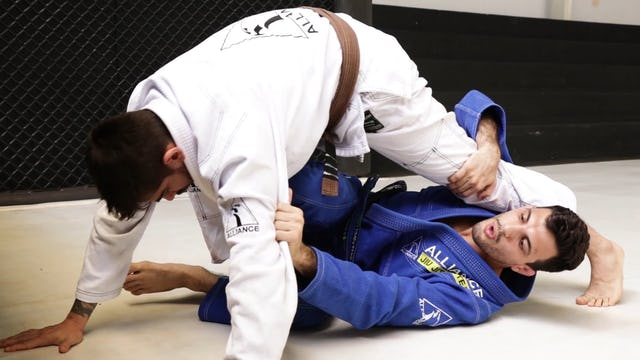 Technical Stand Up Sweep #2 [BJJ-04-02-14]