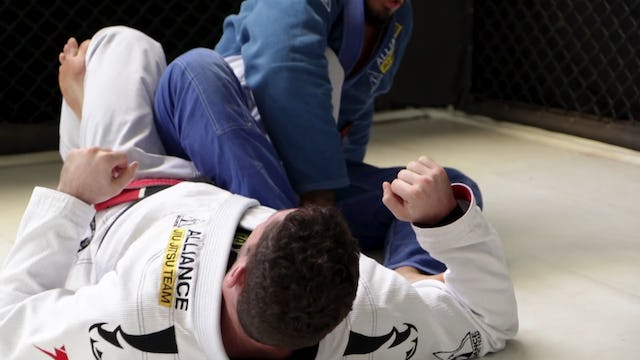 Toe Hold from 50_50 Guard [BJJ-05-14-03]
