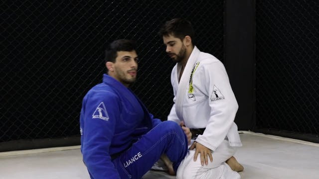 Stand up Sweep [BJJ-04-05-03]