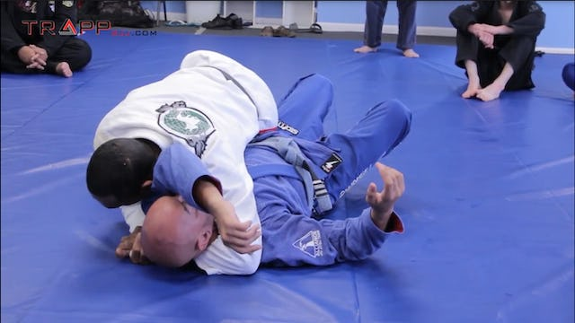 Denilson Pimenta at Noel Smith BJJ - Techniques and Q&A