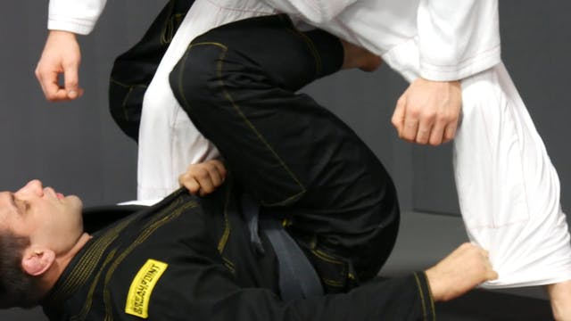 Shift Hips to Sweep Backwards [BJJ-04...