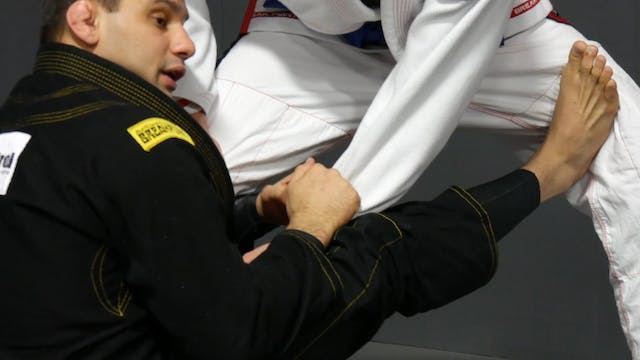 Sit Up to Steering Wheel Sweep [BJJ-0...