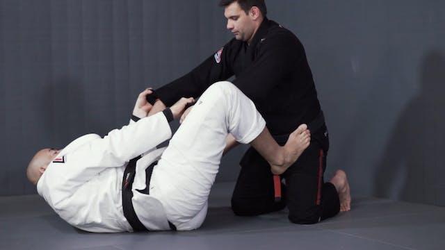 Drills quando o opponente fica em pé