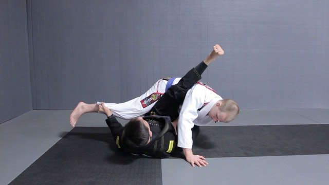 Flower Sweep #2 [BJJ-04-01-05]