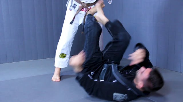 Hip Mobility Drill  [BJJ-07-02-02]