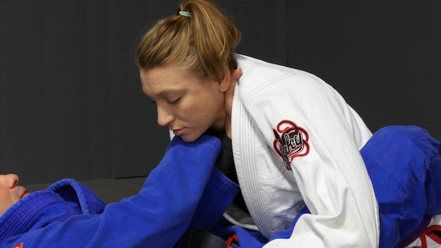 Cross Collar Choke [BJJ-05-01-03]