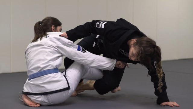 Technical Stand Up Sweep [BJJ-04-02-10]