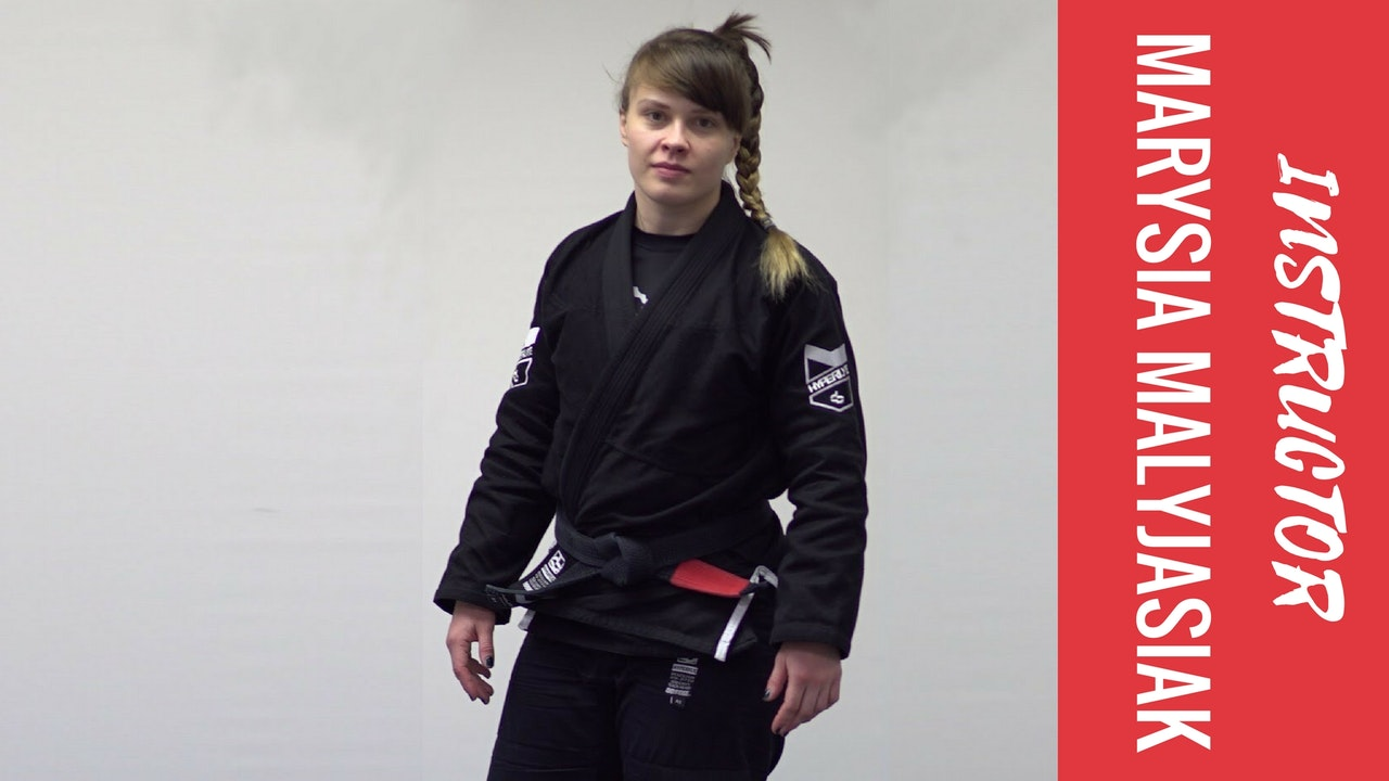 Instructor - Marysia Malyjasiak