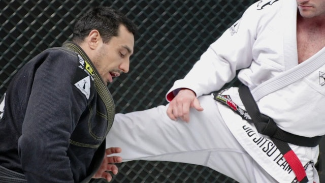 Kick Defense [BJJ-01-01-04]