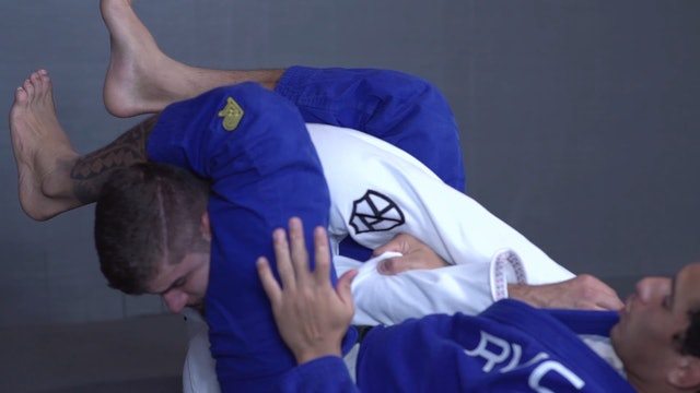 Diamond Lock Finishing on Arm Bar [BJJ-05-01-15]