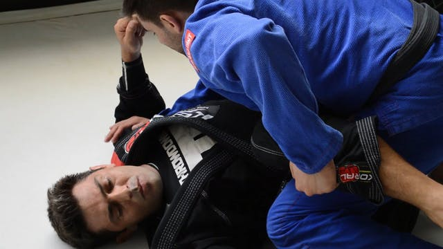 Spider Guard to Leg Drag #2 [BJJ-03-0...