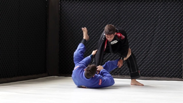 Sit-up Sweep [BJJ-04-02-04]