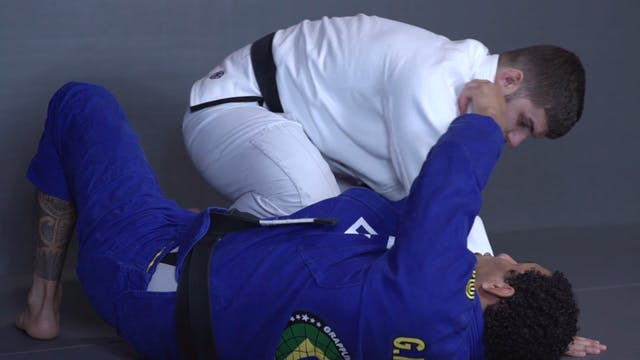 Faking the Sweep to Triangle [BJJ-05-...