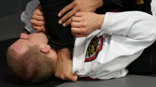 S Mount Arm Bar [BJJ-05-09-04]