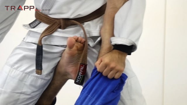 Abmar Barbosa - FREE - Over the Head Sweep
