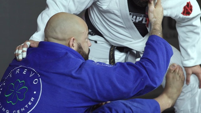 Seat Up to Sweep Backwards [BJJ-04-02-22]