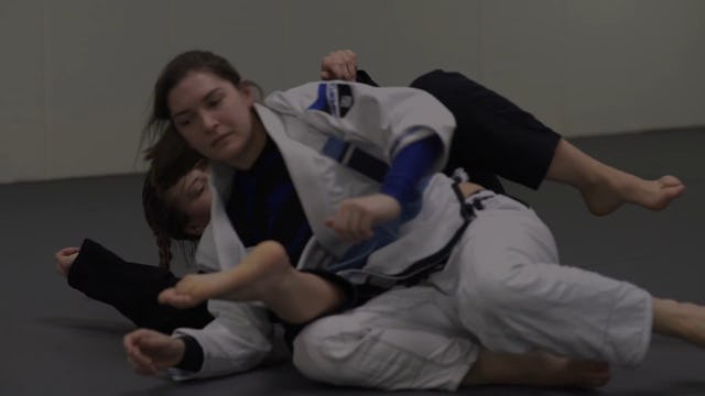 Berimbolo from x Hook [BJJ-04-02-12]