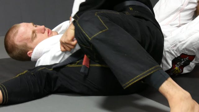 Knee Slice Pass [BJJ-03-02-01]