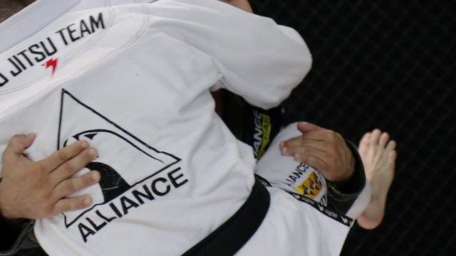 High Kick Defense [BJJ-01-01-05]