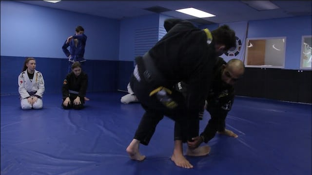 Rafael Rosendo at The Mission BJJ - Rafa Style