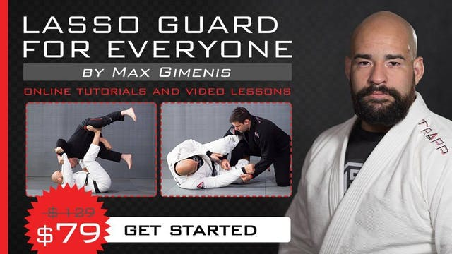 Lasso Guard for Everyone by Max Gimenis
