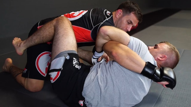 MMA - Posture Control from Ground and Pound [BJJ-04-01-11]