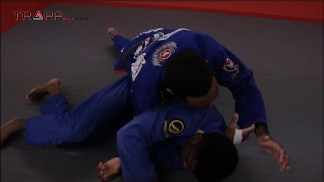 Denilson Pimenta at BMAA - Pull, Pass and Submit