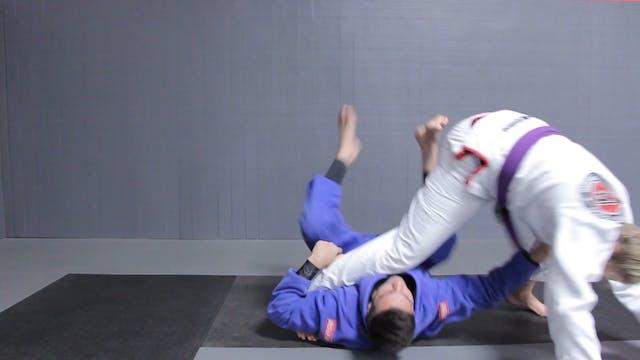 Toe hold [BJJ-05-08-01]