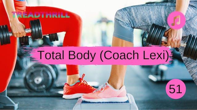 Strength Choreo Workout 51 (Coach Lexi)