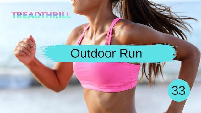 Outdoor Episode 33 (Strength & Run) (Coach Nancy)