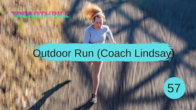 Outdoor Run 57 (Coach Lindsay)